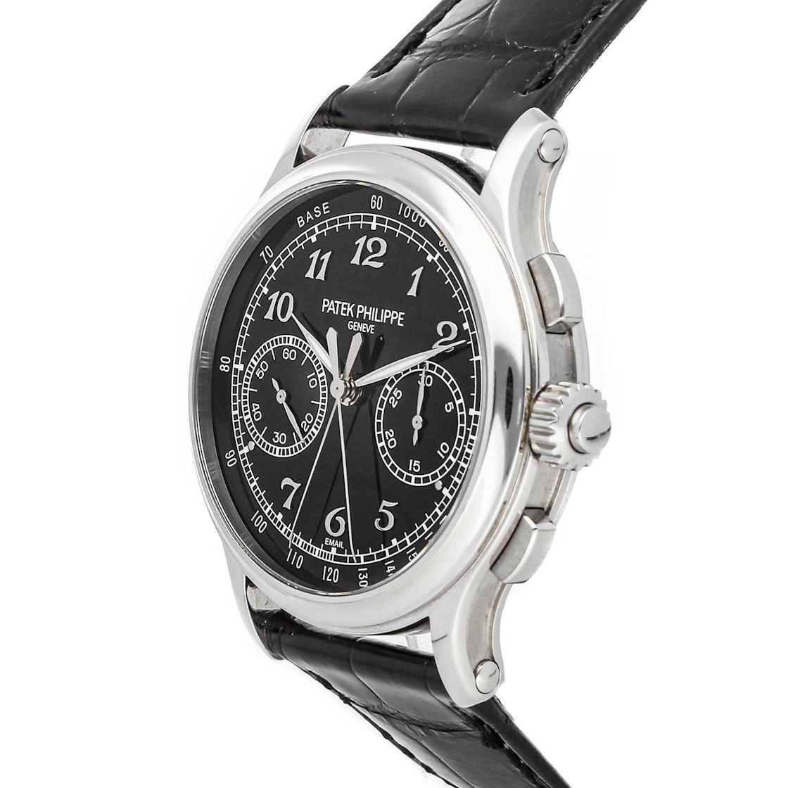 Patek Philippe Grand Complications Split-Seconds Chronograph 5370P-001