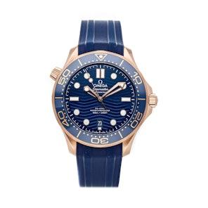 Omega Seamaster Diver 300m 210.62.42.20.03.001