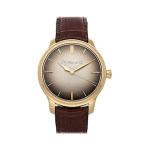 H. Moser & Cie Endeavour Center Seconds 1343-0105