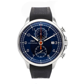 IWC Portuguese Yacht Club Laureus Sport For Good Foundation Limited Edition IW3902-13