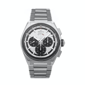 Zenith Defy El Primero 21 1/100th Of A Second Chronograph 95.9005.9004/01.M9000