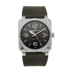 Bell & Ross BR 03-92 BR0392-GC3-ST/SCA