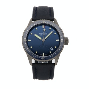 Blancpain Fifty Fathoms Bathyscaphe 5000-0240-052A