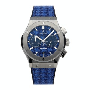 Hublot Classic Fusion Italia Independent Pieds-De-Poule Limited Edition 521.NX.2710.NR.ITI18
