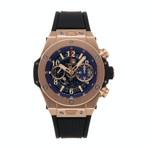 Hublot Big Bang Unico King Gold Blue 411.OX.5189.RX