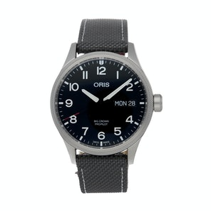 Oris Big Crown ProPilot Day Date 55th Reno Air Races Limited Edition 01 752 7698 4194-SET TS