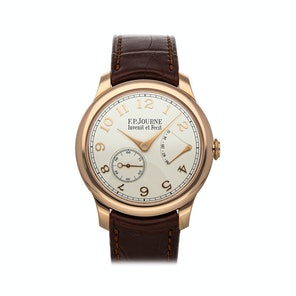 F.P. Journe Chronometre Souverain CS G 40 GOLD NUM