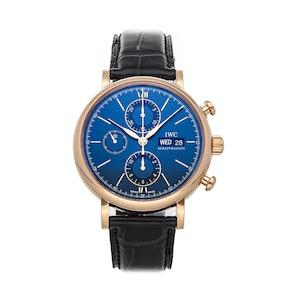 IWC Portofino Chronograph IW3910-35