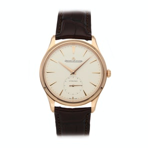 Jaeger-LeCoultre Master Ultra Thin Small Seconds Q1212510