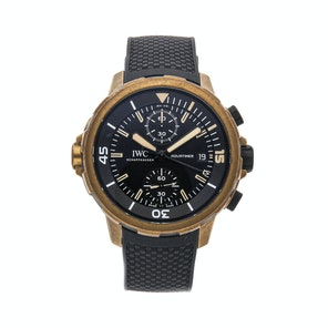 "IWC Aquatimer Chronograph ""Expedition Charles Darwin"" IW3795-03"