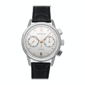 Longines Heritage Chronograph L2.814.4.76.0