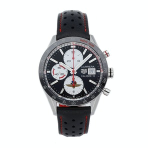 Tag Heuer Carrera Chronograph Indy 500 CV201AS.FC6429