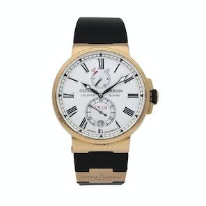 Ulysse Nardin Marine Chronometer Manufacture 1186-122-3/40