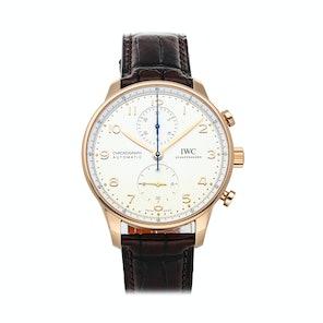 IWC Portugieser Chronograph IW3716-11
