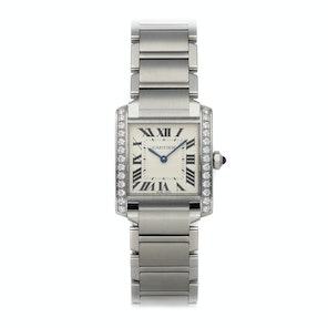 Cartier Tank Francaise Medium W4TA0009
