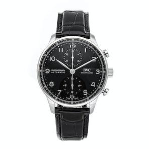 IWC Portugieser Chronograph IW3716-09