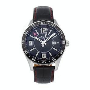 Ball Watch Company Engineer Master II Pilot GMT GM3090C-LLAJ-BK