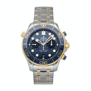 Omega Seamaster Diver 300m Chronograph 210.20.44.51.03.001