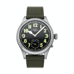 Ball Watch Company Engineer Master II Officer NM2038D-L1-BKGR