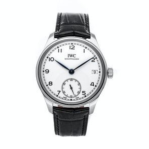 "IWC Portugueser Hand-Wound Eight Days Edition ""150 Years"" IW5102-12"