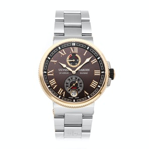 Ulysse Nardin Marine Chronometer 1185-126-7M/45