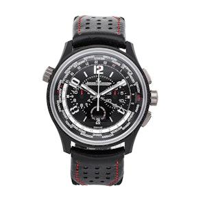 Jaeger-LeCoultre Cermet AMVOX5 World Chronograph Limited Edition Q193A470