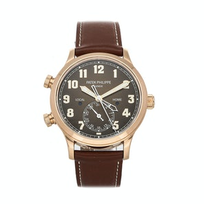 Patek Philippe Complications Calatrava Pilot Travel Time 5524R-001