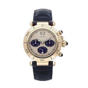 Cartier Pasha de Cartier Chronograph W3006951