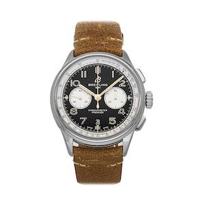 Breitling Premier B01 Chronograph Norton Edition AB0118A21B1X2