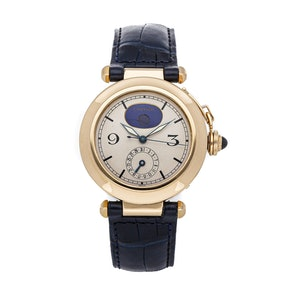 Cartier Pasha Moon W3000151