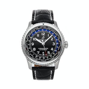 Breitling Aviator 8 B35 Unitime 43 AB3521U41B1P1
