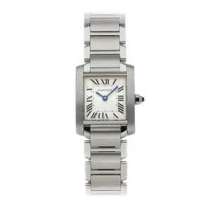 Cartier Tank Francaise Small Model W51008Q3