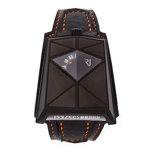 Romain Jerome Spacecraft Black Limited Edition RJ.M.AU.SC.002.01