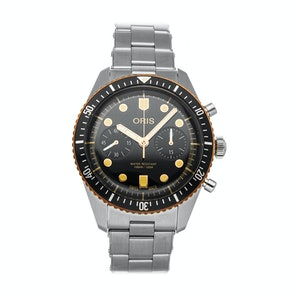 Oris Divers Sixty-Five Chronograph 01 771 7744 4354-07 8 21 18