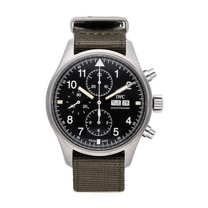 IWC Pilot's Watch Chronograph IW3777-24