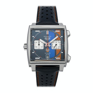 Tag Heuer Monaco Calibre 11 Chronograph Gulf Special Edition CAW211R.FC640