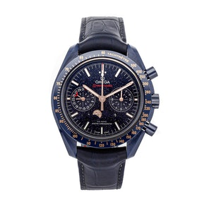 "Omega Speedmaster Moonwatch ""Blue Side Of The Moon"" 304.93.44.52.03.002"