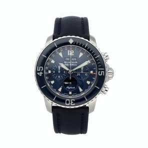 Blancpain Fifty Fathoms Chronograph Flyback Quantieme Complet 5066F-1140-52B