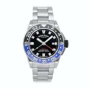 Armand Nicolet JS9 GMT A486AGN-NR-MA4480AA