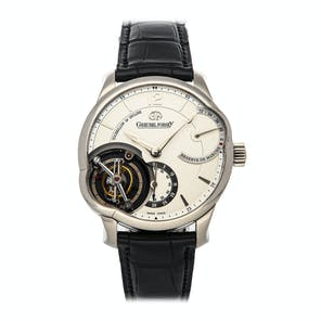 Pre-Owned Greubel Forsey Tourbillon  GF01