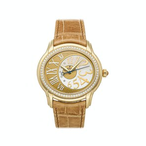 Pre-Owned Audemars Piguet Millenary 77301BA.ZZ.D097CR.01