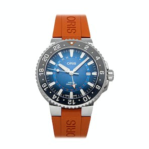 Oris Aquis GMT Carysfort Reef Limited Edition 01 798 7754 4185