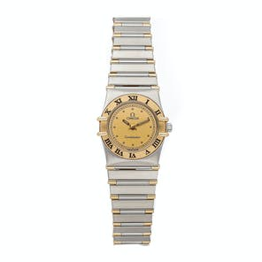 Pre-Owned Omega Constellation Mini 6104-465