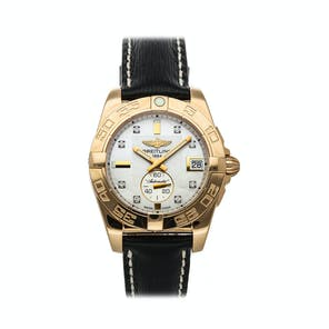 Pre-Owned Breitling Galactic H373301/A725