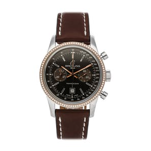 Pre-Owned Breitling Transocean Chronograph U4131053/Q600