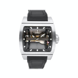 Pre-Owned Corum Ti-Bridge Power Reserve 107.201.04/0F61