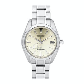 Pre-Owned Grand Seiko Heritage Collection Spring Drive SBGA001