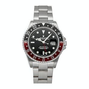 "Pre-Owned Rolex GMT-Master II ""Coke"" 16710"