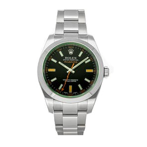 Pre-Owned Rolex Milgauss 116400GV