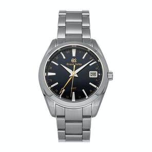 Pre-Owned Grand Seiko Heritage Collection GMT Limited Edition SBGN009